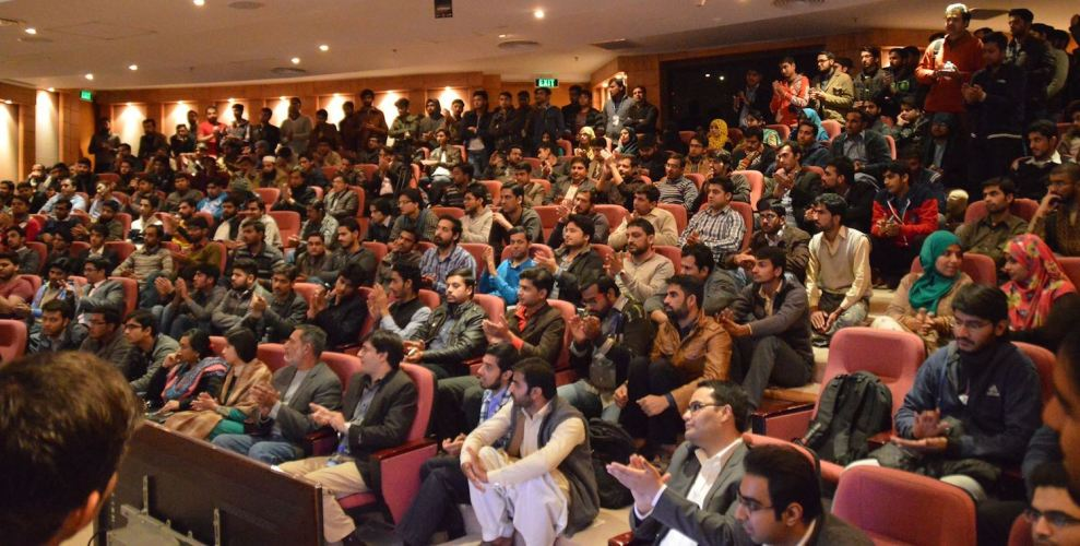WordPress Community Growing in Pakistan, 500+ Attend Lahore Meetup