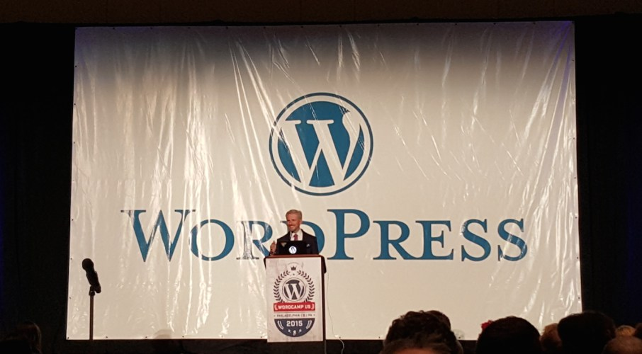 State of the Word 2015: JavaScript and API-driven Interfaces Are the Future of WordPress