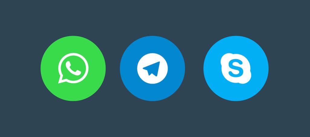 WordPress.com Adds Sharing Buttons for WhatsApp, Telegram, and Skype