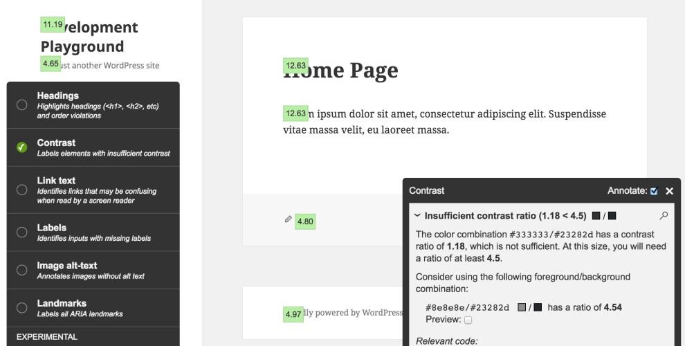 New wA11y Plugin Scans WordPress Sites for Accessibility Issues