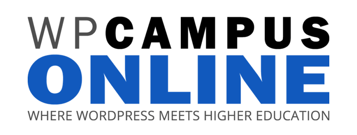WPCampus Online Featured Image