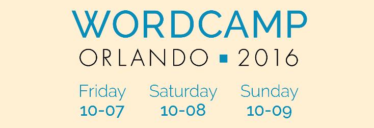 WordCamp Orlando Featured Image