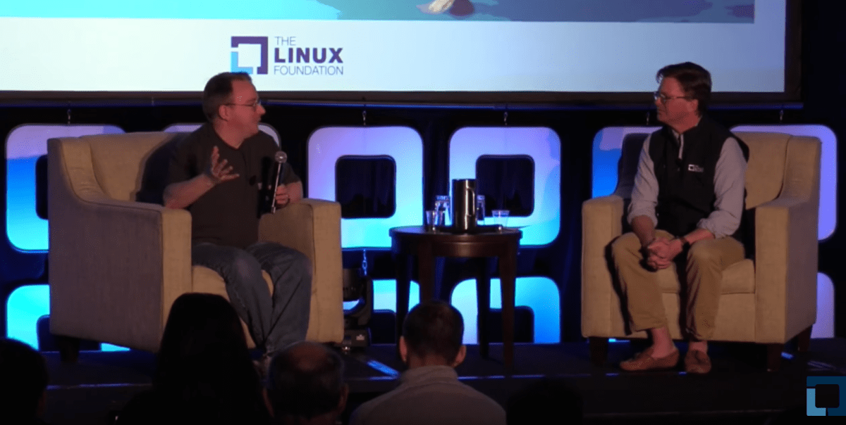 Linus Torvalds Shares Lessons from 25 Years of Open Source Project Maintainership, Decries Tech Innovation Hype