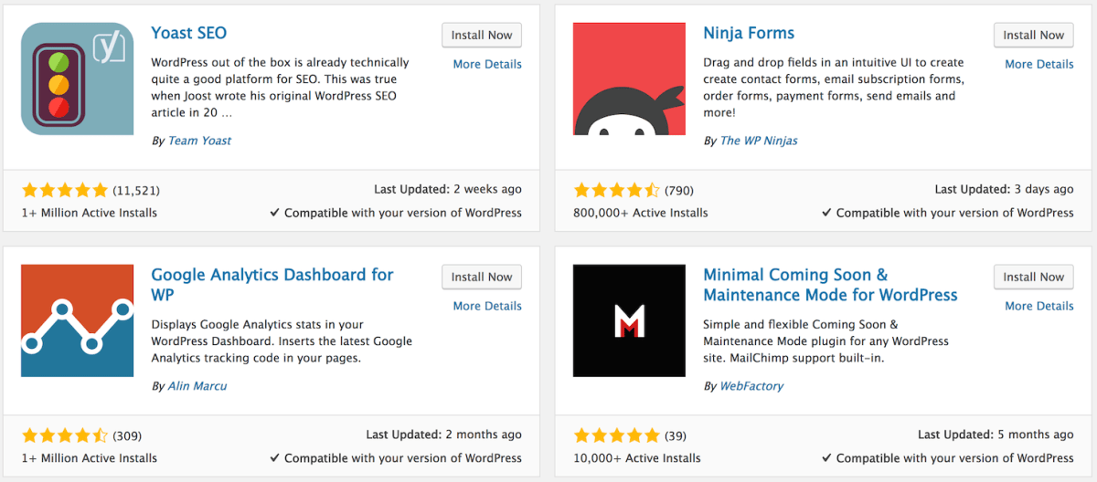 New Plugin Offers Better Plugin Recommendations in the WordPress Admin