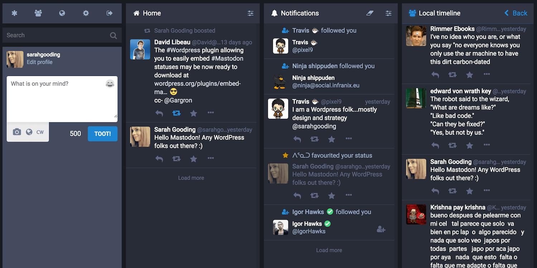 Embed Mastodon Statuses in WordPress – WordPress Tavern