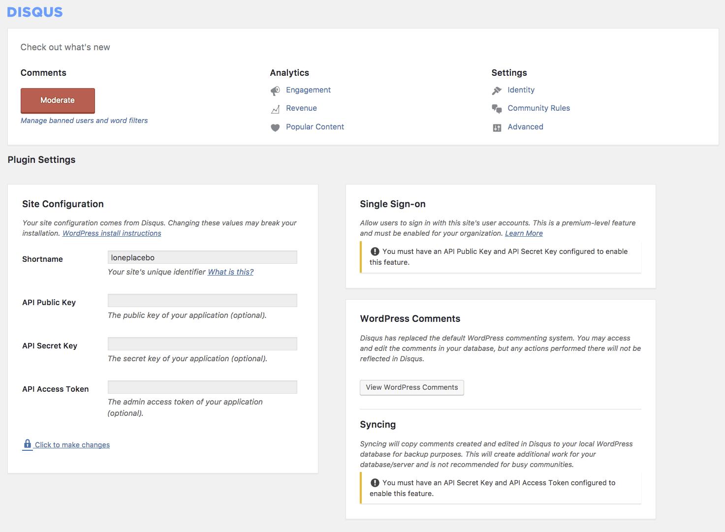 Disqus30AdminSettings