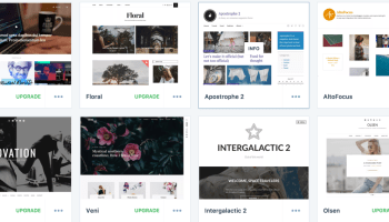 Jetpack Introduces Theme Installation from WordPress com
