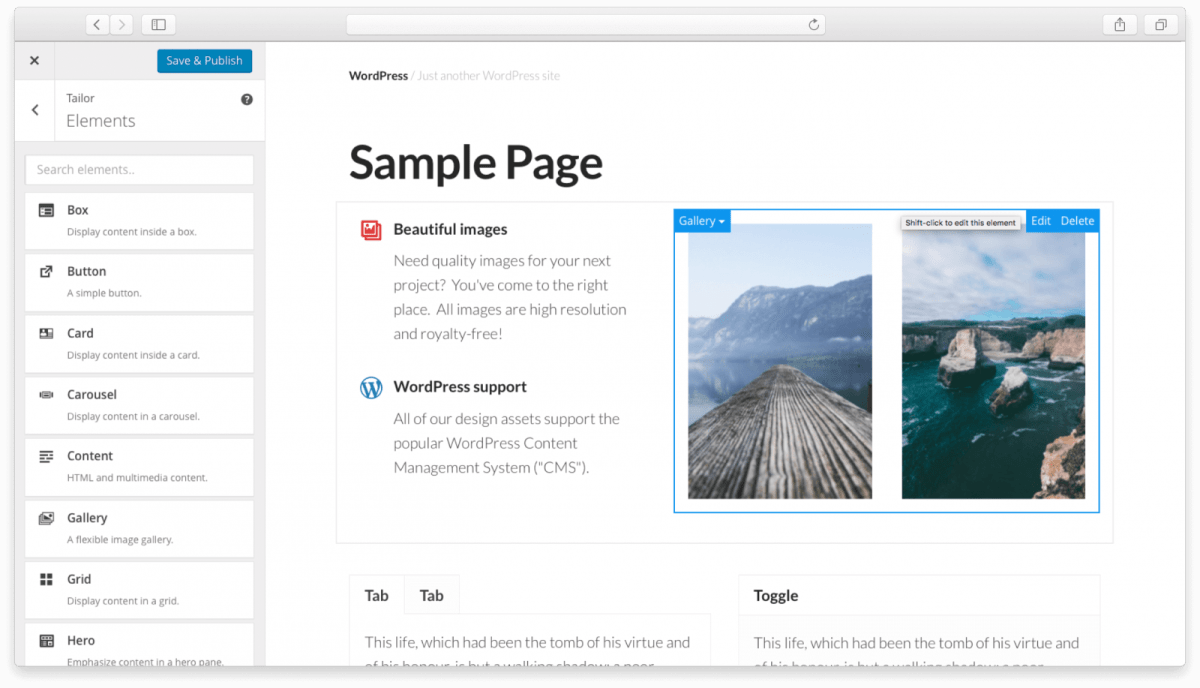 Tailor Page Builder Plugin Discontinued, Owners Cite Funding, Gutenberg, and Competition