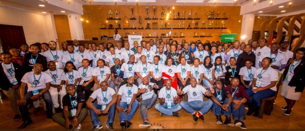 Harare and Nairobi Host 2nd Round of Successful WordCamps