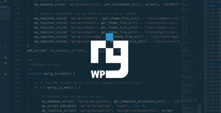 WP Rig Featured Image