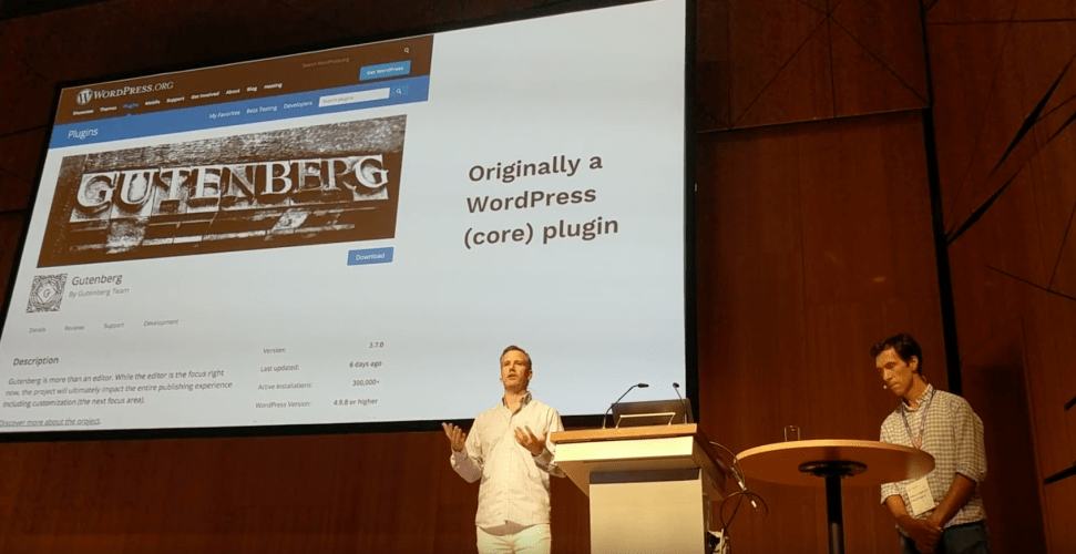 Drupal Gutenberg Project Receives Enthusiastic Reception at Drupal Europe