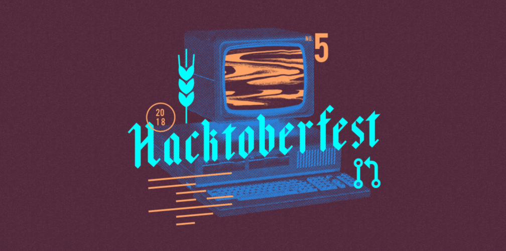 5th Annual Hacktoberfest Kicks Off Today, Updated Rules Require 5 Pull Requests to Earn a T-shirt