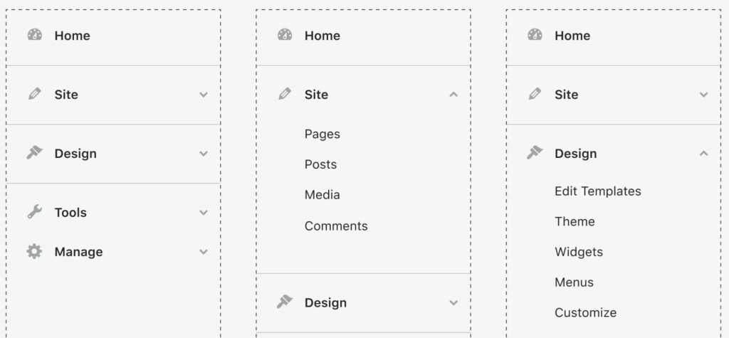 WordPress Designers Explore Proposal to Simplify WP Admin Navigation