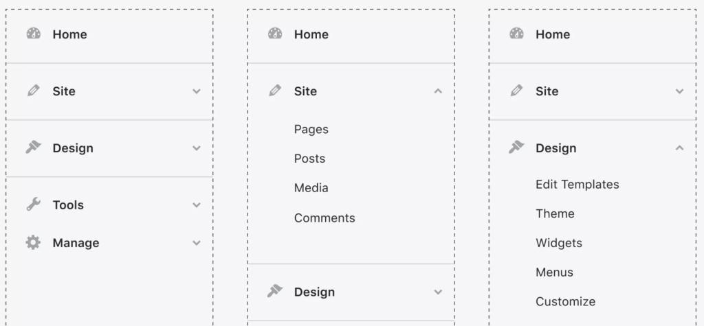 WordPress Designers Explore Proposal to Simplify WP Admin Navigation