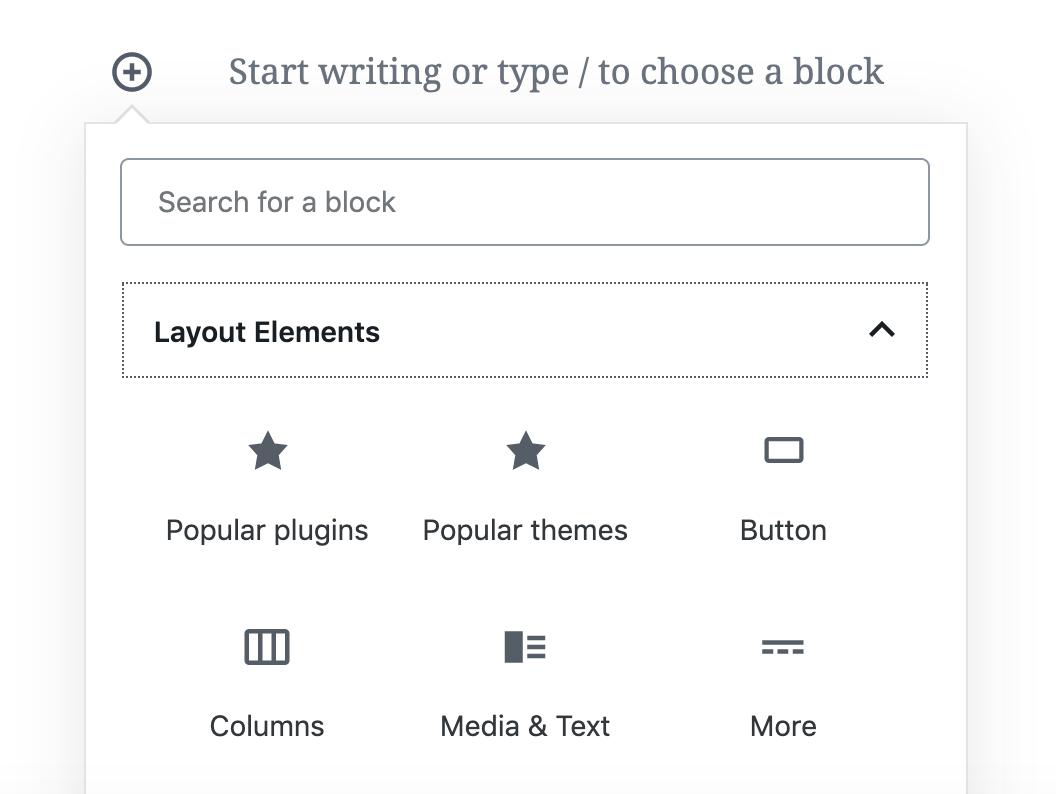 Planet — WordPress