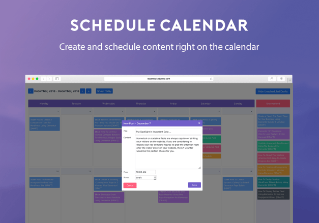 schedule-calendar Edit Flow Future in Flux: Here Are 5 Alternative Plugins design tips  News|Plugins|edit flow|publishing