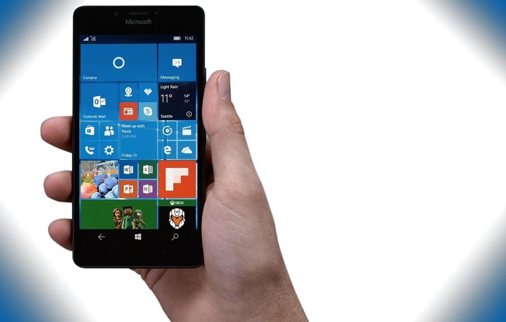 Windows10 Mobile Anniversary U...