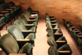 Seating at the McGinn/Cazale Theatre