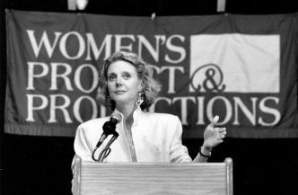 Blythe Danner_Women of Achievement Awards 1991-1