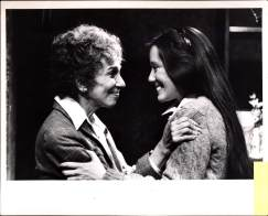 Doris Belack and Mary McDonnell in LETTERS HOME (1979)