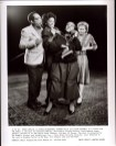 Herb Lovelle, Lizan Mitchell, LaTanya Richardson Jackson and Pawnee Sills in MA ROSE (1988-89)
