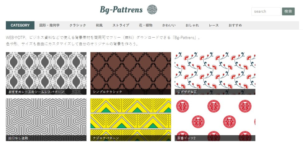 Bg-Patterns