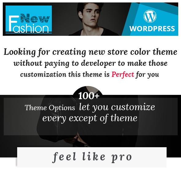 Fashion Multipurpose WooCommerce Theme - 1