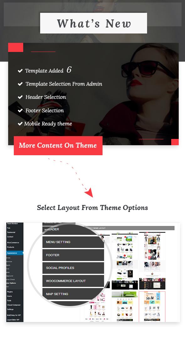 Menda - Ecommerce WordPress Themes - 2