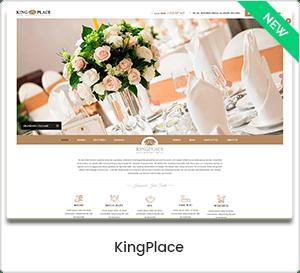 KingPlace - Hotel, Spa & Resort Booking WordPress Theme