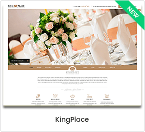 KingPlace - WordPress theme for hotel, spa and resort bookings