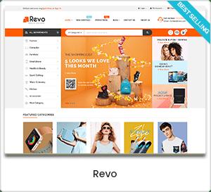 Revo - Multipurpose WordPress Theme
