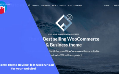 Flatsome Theme Review 2020: Is It Good For Your Online Store?