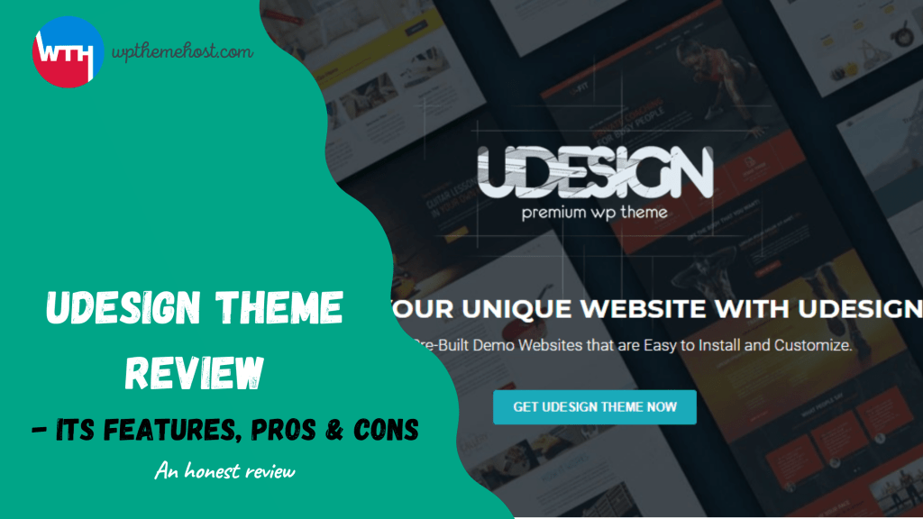 Udesign Theme Review
