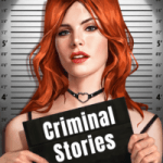 Criminal Stories Detective games with choices 0.3.2 APK