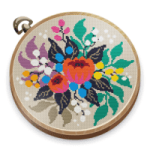 Cross Stitch Club Color by Numbers with a Hoop 1.4.33 APK
