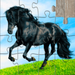 Horse Jigsaw Puzzles Game – For Kids Adults 27.0 APK
