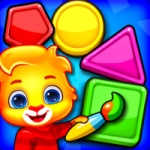 Colors Shapes – Kids Learn Color and Shape 1.3.8 APK