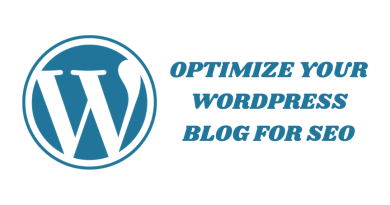 How to Optimize Your WordPress Blog for SEO