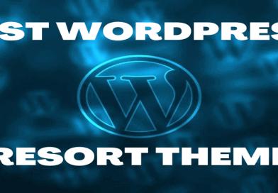 xenia resort WordPress theme