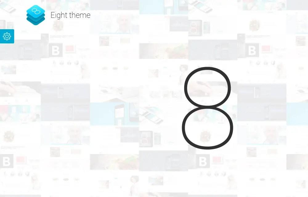 Eight Stylish Multi-Purpose Theme
