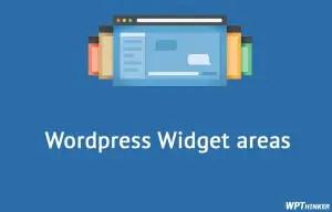 What is WordPress Widgets