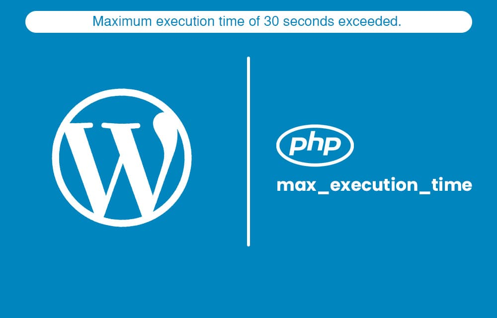 Max Execution Time PHP