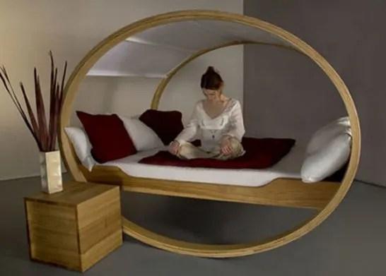 Extraordinary and Unusual Bed Designs Ideas