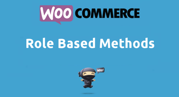 Woocommerce Role Based Method