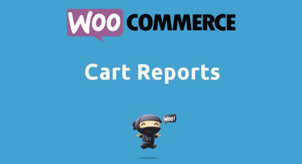 Woocommerce Carts Reports