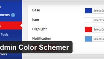 {Admin Color Schemer|Admin Color Schemer {WordPress|WP} Plugin|Admin Color Schemer Plugin For WordPress|Admin Color Schemer - WordPress Plugin|Admin Color Schemer Plugin}