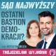 Trójdzielnia #17 – Sąd Najwyższy – ostatni bastion demokracji? Rozmowa zKrzysztofem Śmiszkiem