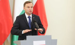 """Andrzej Duda: """"Mam wątpliwości czy Bodnar kiedykolwiek powinien był pełnić funkcję RPO"""""""