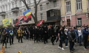 Z Kulikowego Pola i marszu nacjonalistów