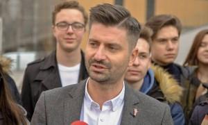 Śmiszek: Kandydatura prof.Wiącka daje realną szansę nawybór nowego RPO